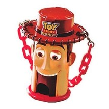 Tokyo DisneySea 2018 Pixar Toy Story Woody Mini Snack Case Container Bucket - $52.47