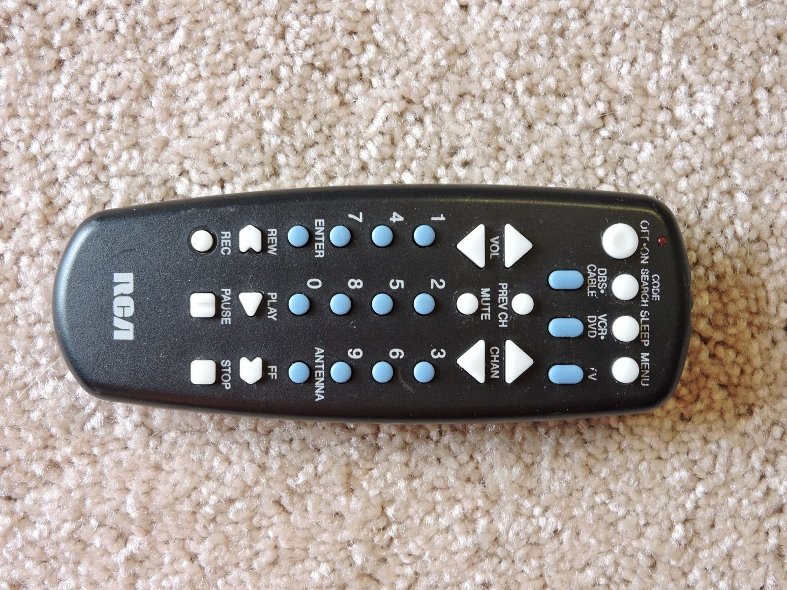 RCA RCU703SPN 3-Device Universal Remote w/ and 50 similar items