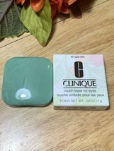 Clinique Touch Base For Eyes Color: Nude Rose Sealed New In Box - $23.75