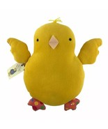 Two-Dees Easter Basket Gift Chick NABCO North American Bear Plush Stuffe... - $12.16
