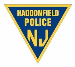 Haddonfield Police Sticker Decal R4856 New Jersey - $1.45+