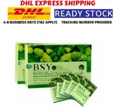 20 X BSY Noni Black Grey Hair Removal Magic Herbal Essence Shampo Dye 20ml DHL - $40.00