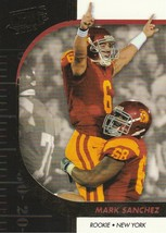 2009 Press Pass SE Gold #4 Mark Sanchez  - $0.50