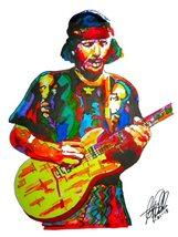 """Carlos Santana, Guitar, Guitarist, Latin Rock, Blues Rock, 18""""x24"""" Art P... - $19.99"""