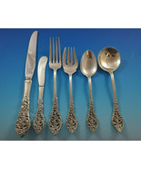 Florentine Lace by Reed & Barton Sterling Silver Flatware Service 12 Set 75 Pcs - $4,500.00