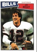 2001 Topps Archives Jim Kelly #85 Football Card Buffalo Bills - $3.95