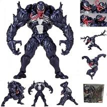 Marvel Character Venom in Movie The Amazing Spiderman BJD Figure Model T... - $30.40