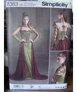 Pattern 8363 Fantasy Ranger Costume sizes 6-14 - $7.99