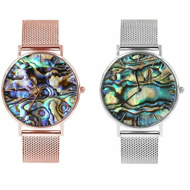 Primary image for Ocean Shell Women Watch Wristwatches Stainless Steel Bracelet Lady Female Sea