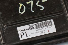 2010 Nissan Armada 5.6L Flex Fuel ECU ECM PCM MEC75-500 B2 image 3