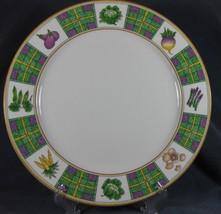 Studio Nova Spring Patchwork TPC06 Round Serving Platter Chop Plate Larg... - $11.97