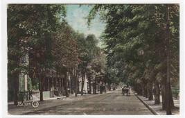 Church Street Toronto Ontario Canada 1907 postcard - $6.44