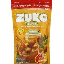 Zuko Tamarind Drink Mix (12x14.1OZ ) - $85.74