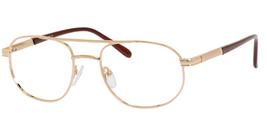 Jubilee 5903 Eyeglasses in Gold 52 mm - $43.95