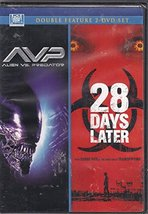 AVP Alien Vs. Predator & 28 Days Later Double Feature DVD