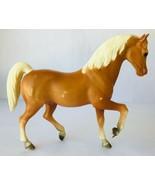 Breyer Model Horse #4 Faith Family Arabian Stallion Matte Palomino 1967-... - $24.18