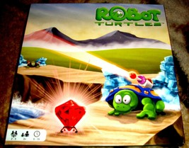 Robot Turtles Game for Little Programmers Basic Coding Concepts 2014 ThinkFun 14 - $12.00