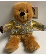 "Cuddle Barn Elvis Presley Bear Squeezer ""Devil In Disguise"" Plush Animal... - $24.99"