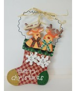 Avon 2004 Days Till Christmas Stocking Accent Decoration in Box - $13.16