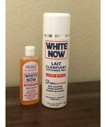 White Now lightening Lotion 500ml +Oil For Skin Whitening 125ml - $52.99