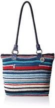 The Sak Lauren Shopper Shoulder Bag (Marina Stripe) - $78.06