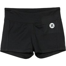 Hurley Dri Fit Compression Short - Women's Black, XL