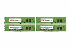 MemoryMasters 32GB (4x8GB) DDR4-2666MHz PC4-21300 ECC RDIMM 1Rx4 1.2V Registered - $253.44