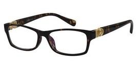 EBE Mens Womens Reading Glasses Tortoise and Gold Full Frame Readers Cheaters - $24.29+