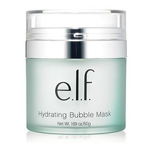 e.l.f. Cosmetics Hydrating Bubble Mask for Cleansing and Moisturizing Yo... - $13.81