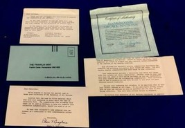 Vintage Franklin Mint - 135 Complete Uncirculated Banknotes of All Nations World image 2