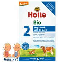 Holle Stage 2 Organic Infant Formula 600g Free Shipping - $28.95