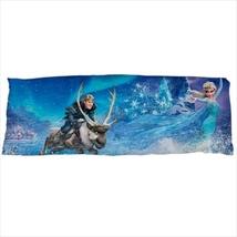 dakimakura body hugging pillow case cover frozen princess elsa deer - $36.00
