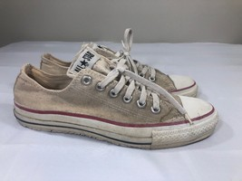 VTG Converse All Star Chuck Taylor Men's 6.5 Sneakers Made USA Low Top 70s 80s - $44.00