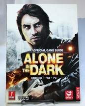 Alone In The Dark Strategy Guide Hint Book Prima XBox 360 PS3 PC Atari - $19.34