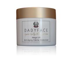 Babyface MEGA LIFT Wrinkle Cream All-In-One Moisturizer Anti-Aging Skin ... - $33.56