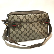 AUTHENTIC GUCCI Old Gucci Pochette Shoulder Bag Brown - $550.00