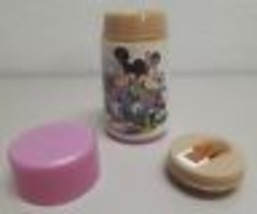 Aladdin Thermos Bottle Pink Disney Mickey Minnie Mouse - $16.82