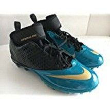 NIKE Men's Lunar Super Bad Pro D PF Football Cleats Size 16 NEW FREE SOCKS - $10.18