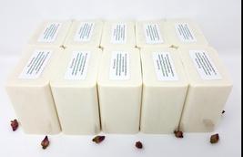 10 lb OATMEAL OAT MELT AND POUR Soap Base Exfoliating White All Natural BULK - $43.95