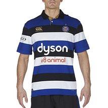 Canterbury Vapodri+ Bath Home Pro SS Rugby Jersey (Large) Blue image 2