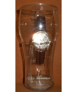 Mans Gold Toned Classic Coca-cola Logo Wristwatch NOS - £7.95 GBP