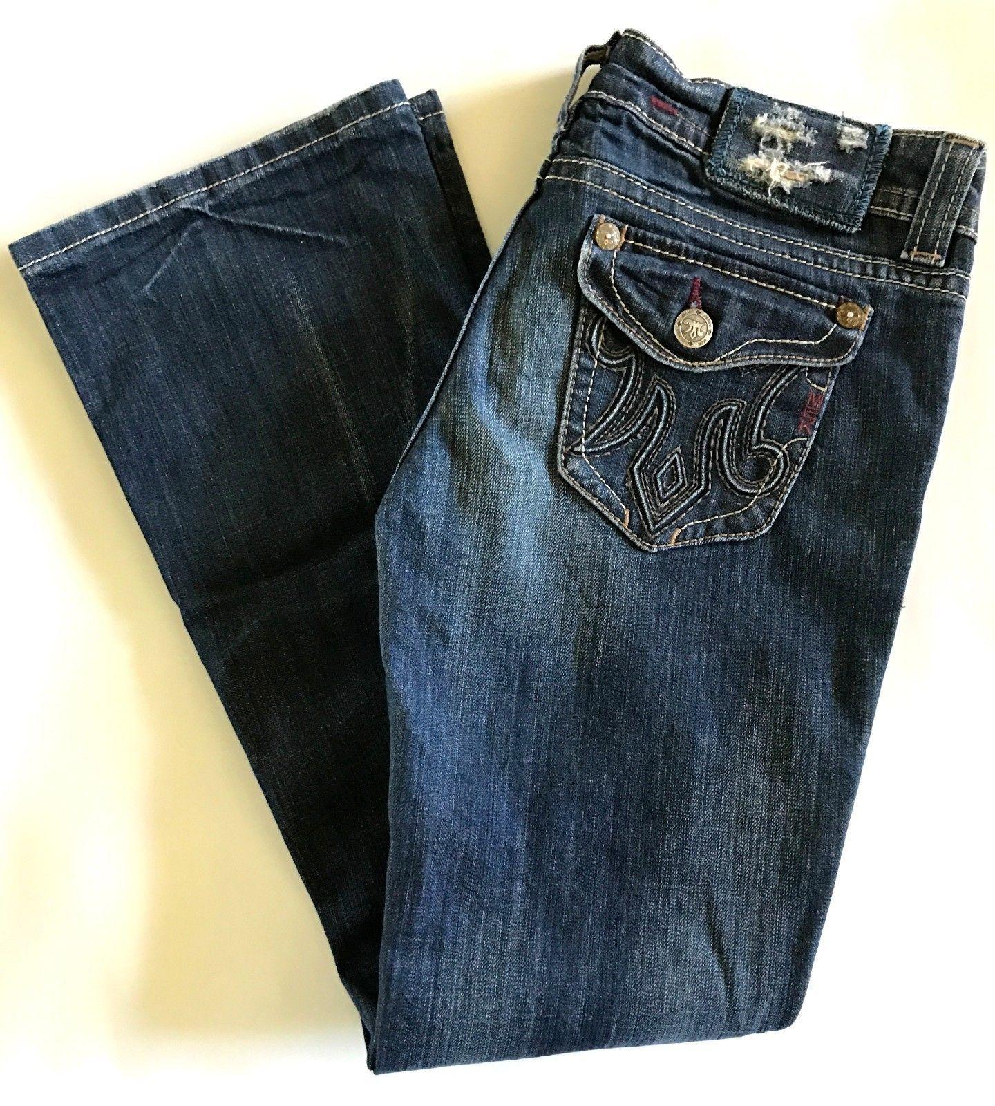 96105aca8 MEK Denim Dublin Jeans Women s Boot Cut and 50 similar items. 57