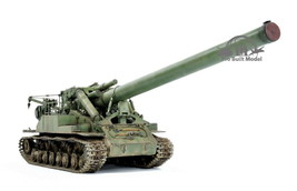 Soviet 2A3 Kondensator 2P 406mm Self-Propelled Howitzer 1:35 Pro Built M... - $311.85