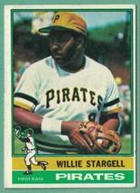 1976 Topps Willie Stargell EX-MT #270 - $3.00