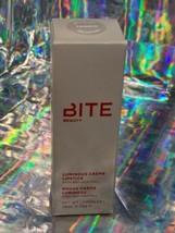 NIB Bite Beauty Full Size Luminous Creme Lipstick SHADE TANNIN 4.35g