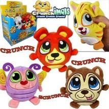 Cruchimals Plush Animal Squishy Cuddle Buddy Toy Collection Bulk (Lot of 12) - $79.15