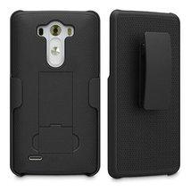 Encased LG G3 Case & Belt Clip Holster & Kickstand (Compatible on all ne... - $9.95