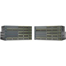 Cisco Catalyst 2960-Plus 24LC-L Ethernet Switch - 24 Network, 2 Uplink, ... - $323.37