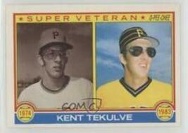 !984 Super Veteran set Topps Baseball - $25.00