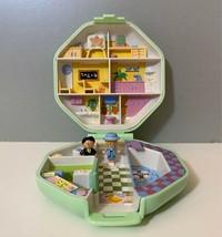 Vintage Polly Pocket Bluebird 1990 Polly's School Playset & Dolls *Complete - $49.99